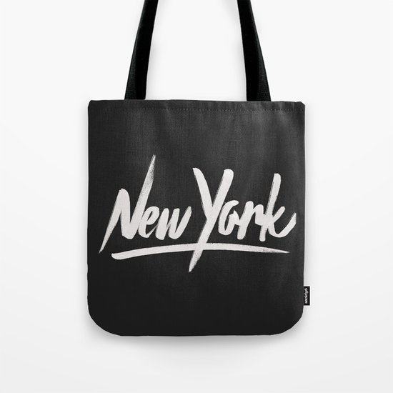 NYC is over the top Tote Bag