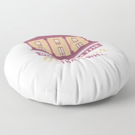 Because I'm The Director That's Why - Theater And Performing Arts Floor Pillow