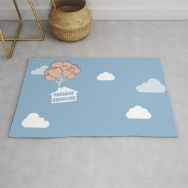 Paradise Squirting Rug