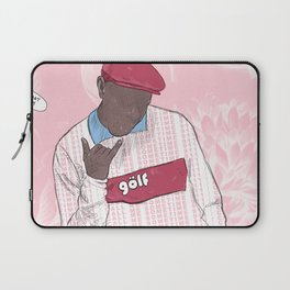 CALL ME SOMETIME. Laptop Sleeve