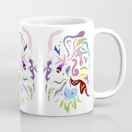My pieces of invisible worlds II Coffee Mug
