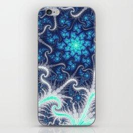 Winter Vortex iPhone Skin