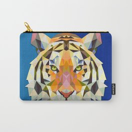 Graphic Tiger Carry-All Pouch