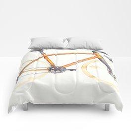 Coffee Wheels - Salsa Warbird Comforters