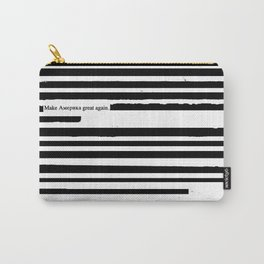 Alternative Facts Cyrillic Carry-All Pouch