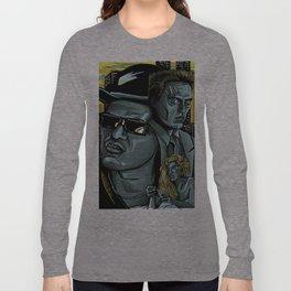 King of New York Long Sleeve T-shirt