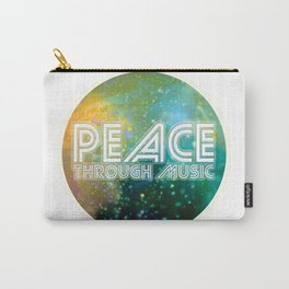 Peace Through Music Carry-All Pouch