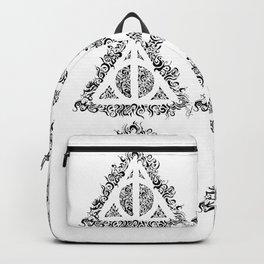 Reliquias de la muerte con formas mágicas Backpack