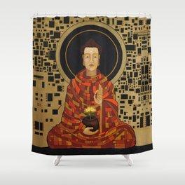 Alchemical Mind  Shower Curtain