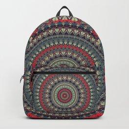 Earth Mandala 5 Backpack