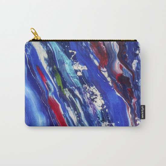 Abstract painting 11 Carry-All Pouch