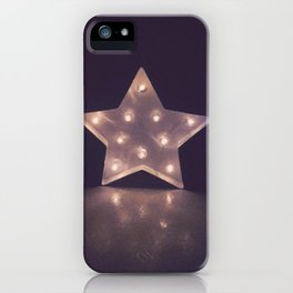 Wish upon a star 2 iPhone Case
