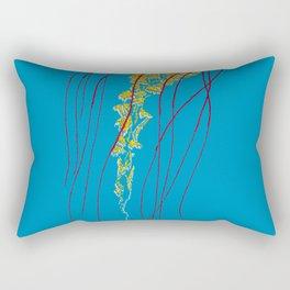 Stitches: Jellyfish Rectangular Pillow