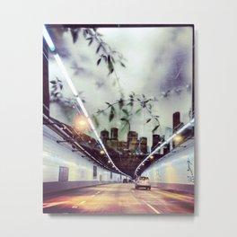 Morning Commute Metal Print