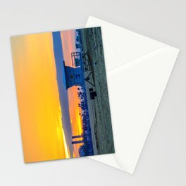 Surf City Power Stationery Cards