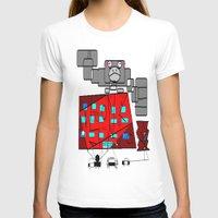 fibonacci T-shirts featuring FIBONACCI  by PlanetLOUDville