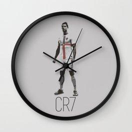 Cristiano Ronalda CR7 Wall Clock