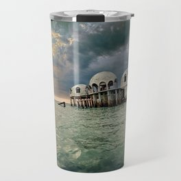 Cape Romano Travel Mug