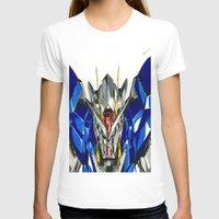 gundam T-shirts featuring Gundam 00 by Glen Howy