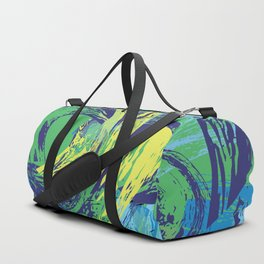 Green Bang Duffle Bag