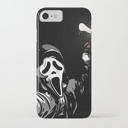 Ghostface iPhone Case