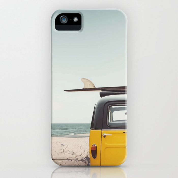 surfing time iphone case