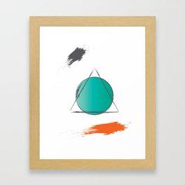 3 in 1 Framed Art Print