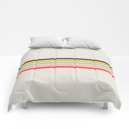 Retro Summer Vibe Comforters