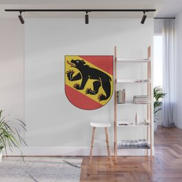 coast of arms of Bern Wall Mural