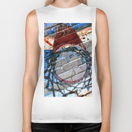 Basketball Friday Biker Tank