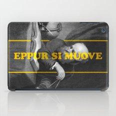Eppur si muove (ALT Version) iPad Case