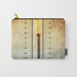 matchstick thermometer Carry-All Pouch