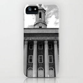 Penn State Old Main #1 iPhone Case