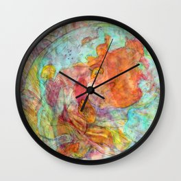 Paths to Fortune Wall Clock