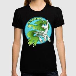 Summertime Apricity T-shirt