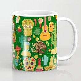 Fiesta Time! Mexican Icons Coffee Mug