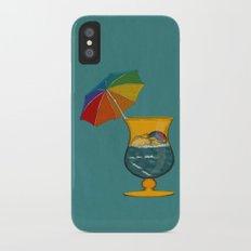 Surf's Up iPhone X Slim Case