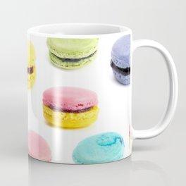 Colorful French Macaroons Coffee Mug