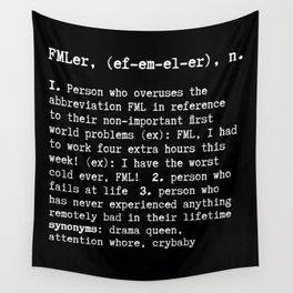FMLers Wall Tapestry