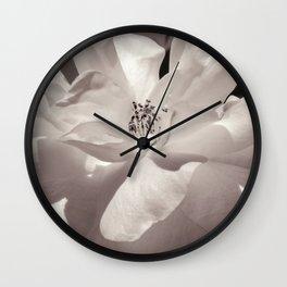 Delicate Beauty Wall Clock