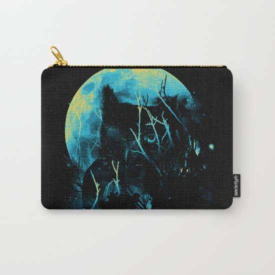 Lurking Carry-All Pouch