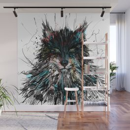 Werewolf id Wall Mural