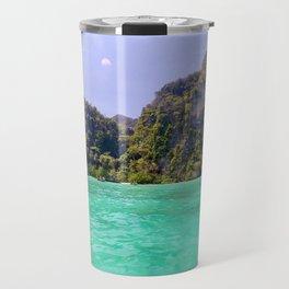 Emerald Water in Phi Phi island Travel Mug