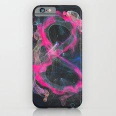 8 - infinity, abundance, success in business, Modern Feng Shui Slim Case iPhone 6