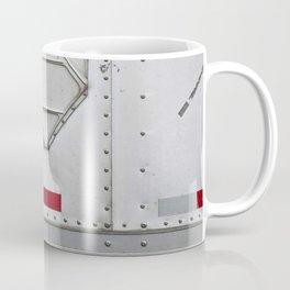 Metal Truck Panel Coffee Mug
