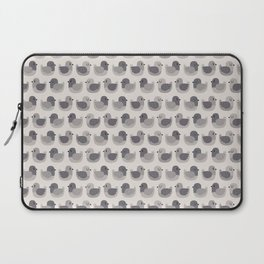 Cute Simple Pigeons Laptop Sleeve