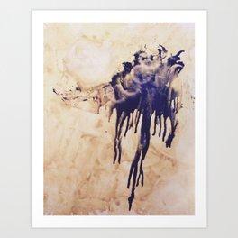 Unbound. Art Print