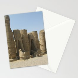Temple of Luxor, no. 5 Stationery Cards