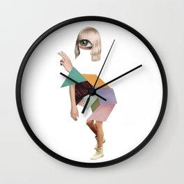 Partygirl Wall Clock