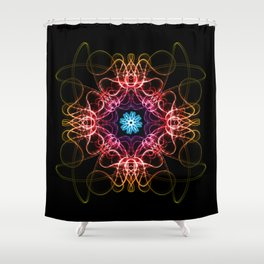 From The Deep Shower Curtain